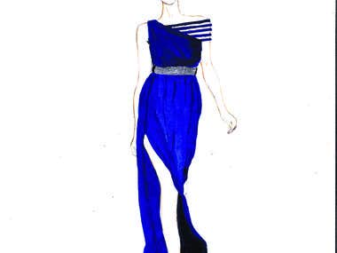 Some fashion illustration