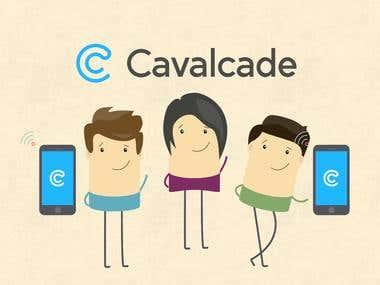 Exaplain video for website www.cavalcade.in