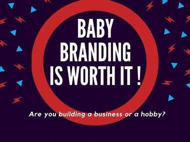Branding Advertisement