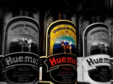 Cerveza Huemul 2013