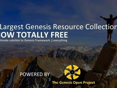 The Genesis Open Project