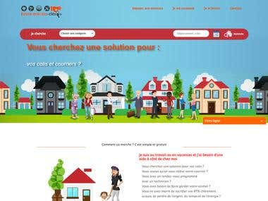 site des annonces et mise en relation par Osclass