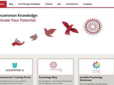 My Company Website