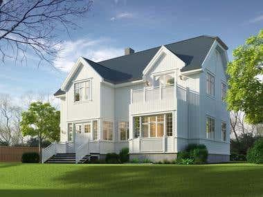 Oslo house