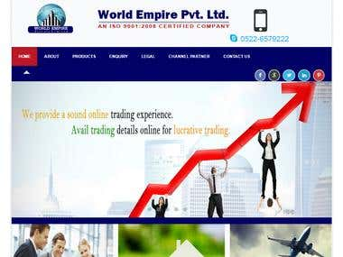 www.worldempire.in