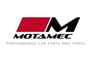 Logo Design for MOTAMEC
