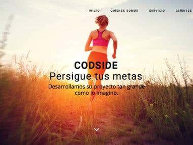 CODSIDE.COM Desarrollo Propio