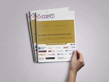 Design an Event Brochure