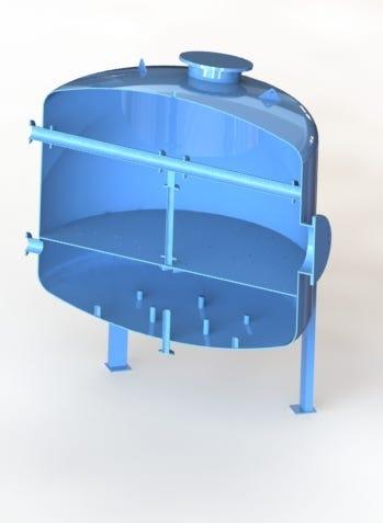 Water tank/filter