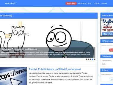 SEO Friendly WebSite Creation - Creazione Sito Web SEO Frien