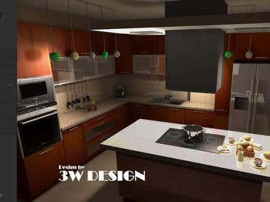 Kitchen Design Portofolio - www.crtanjekuhinja.com