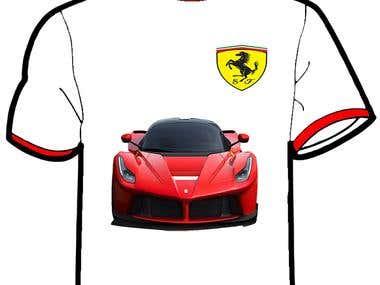 T-Shirts Designing