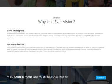 Website Design & Developments