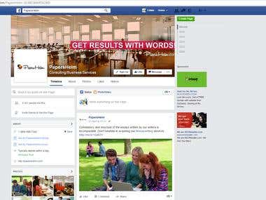 Facebook advertising help -