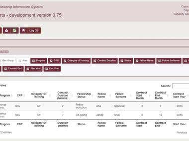 Report Builder with User friendly User Interface