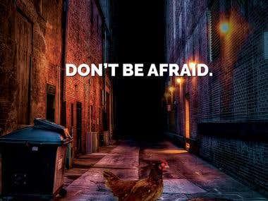 Chicken Film Poster
