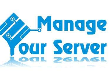 Manage your server logo