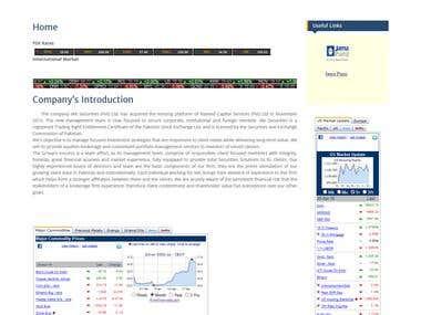Stock Market Broker