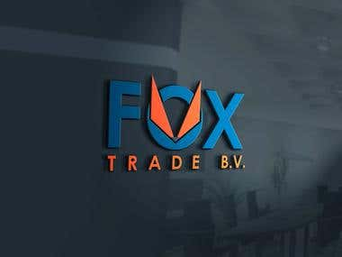 Logo Design for Fox Trade B.V.