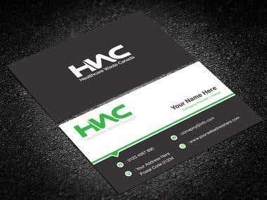 Profesionnal business cards