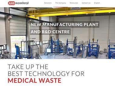 Waste Management Website