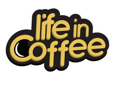 Life In Coffee Logo