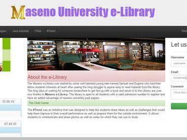 Develop a responsive wordpress site