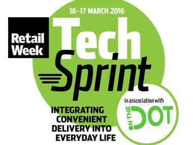 Lead Developer Retail Week 24Hr Tech Sprint at the O2 London