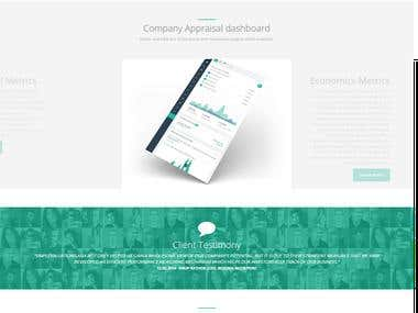 Simplevaluations.in- A company and Investors website