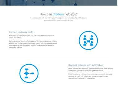 Credevo.com- a clinical trial project