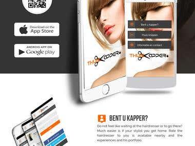 Thuiskapper - iOS & Android