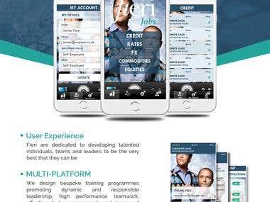 Fieri - Job Listing App