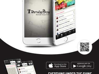 TrendyBuy - iPhone App