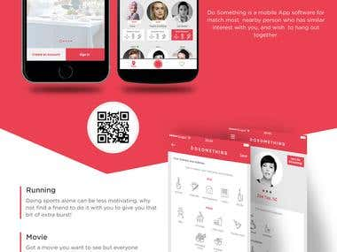 DoSomething - iOS & Android Application