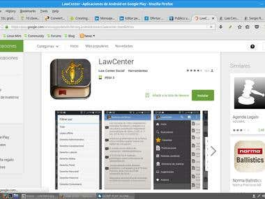 Lawcenter Android / iOS