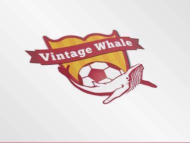 Vintage Whale