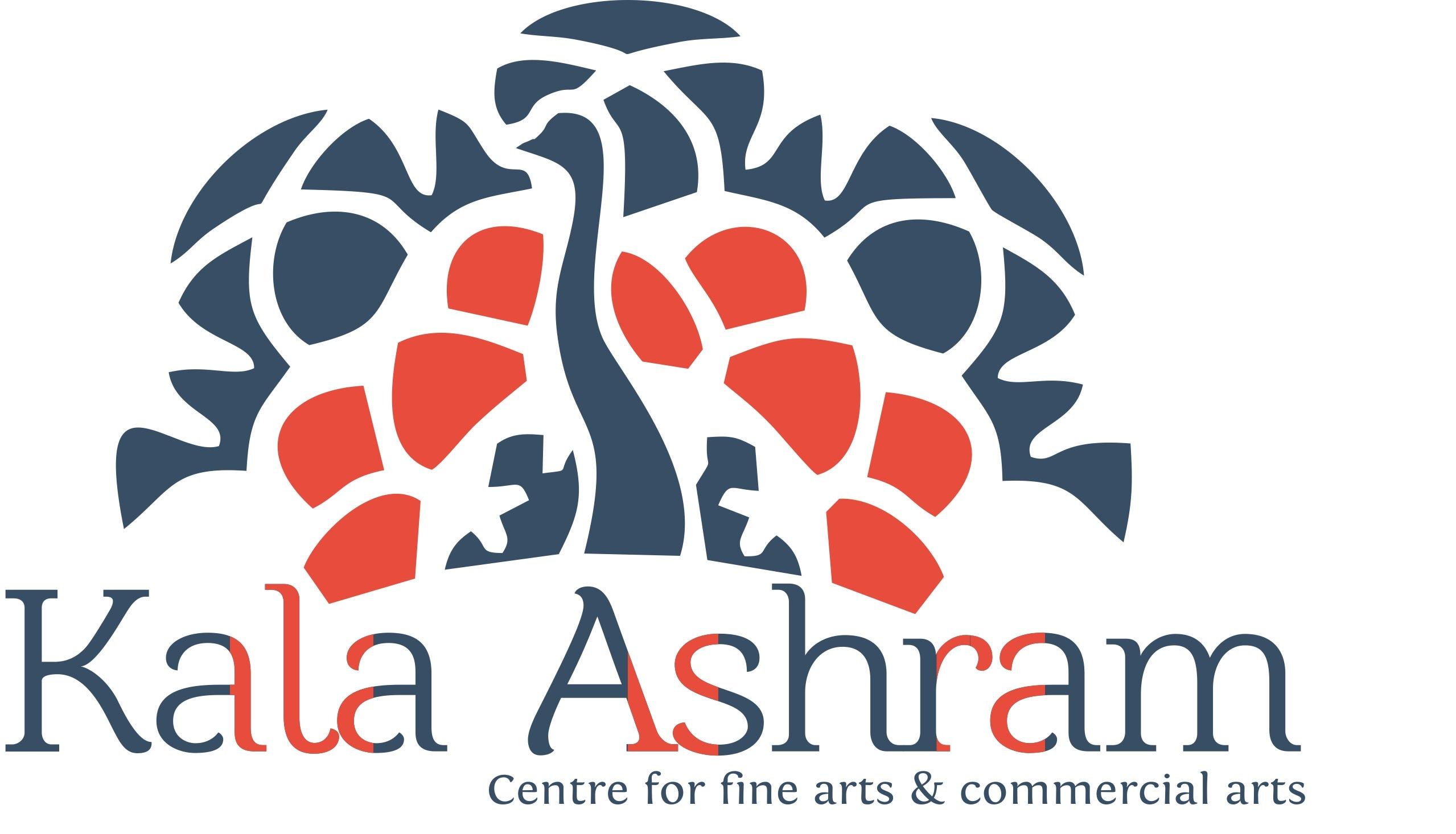 """Logo Design for an Art Institute """" Kala Ashram"""""""