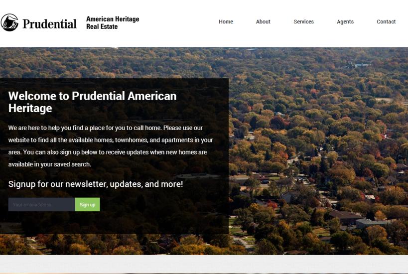 PRUDENTIAL AMERICAN HERITAGE