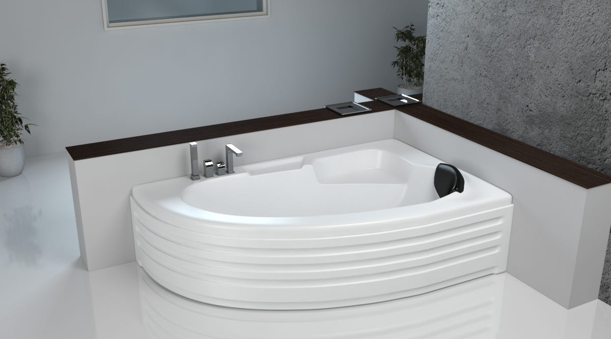 Jacuzzi Bathtub Design
