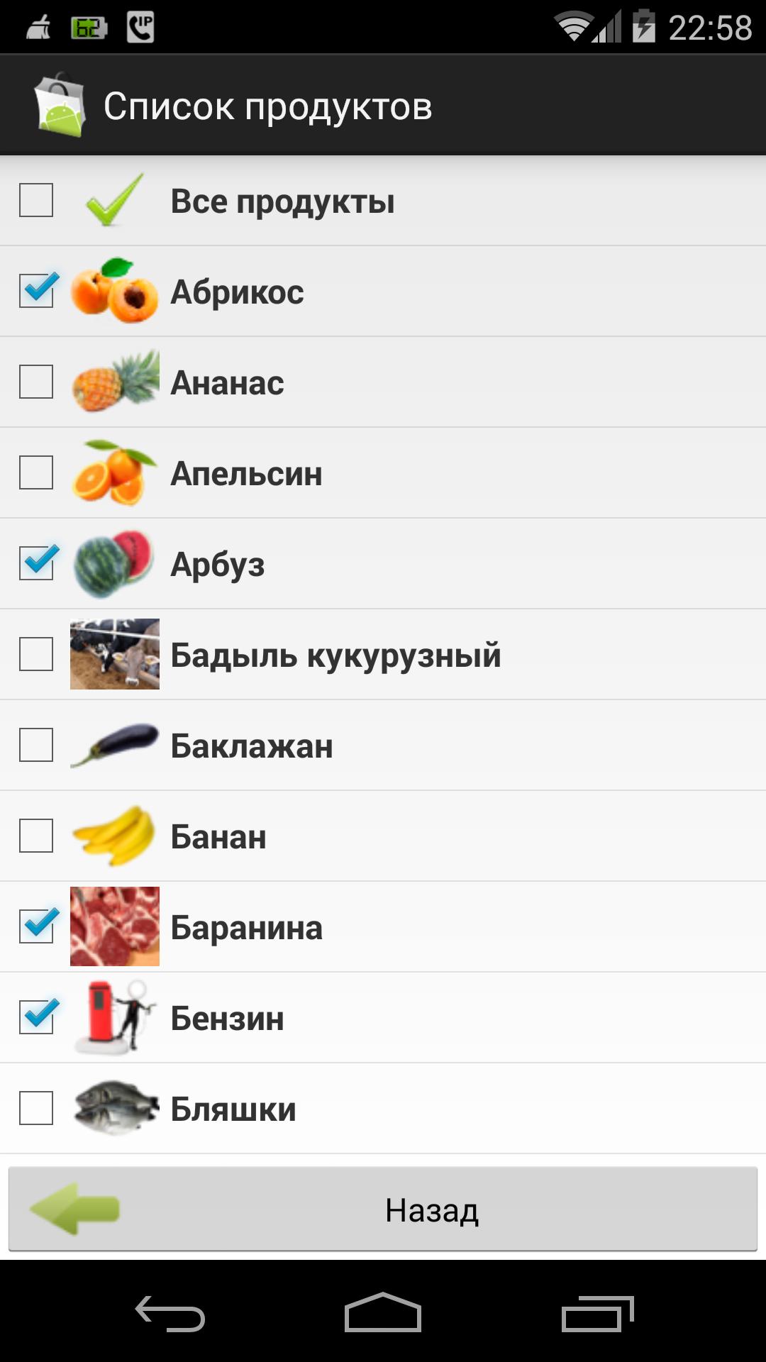 Tajikistan market prices