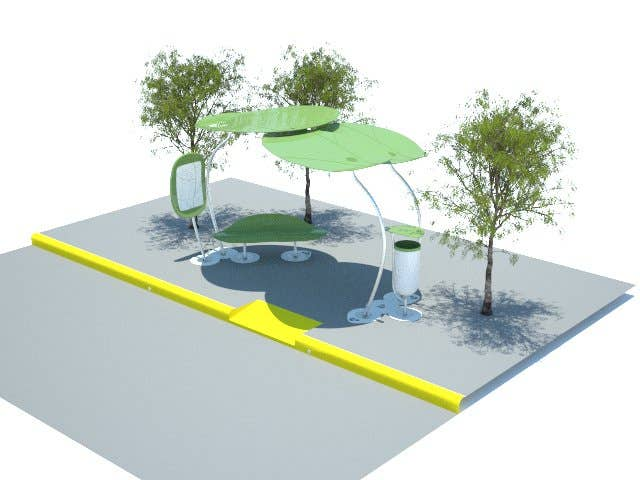 Street Furniture Concept