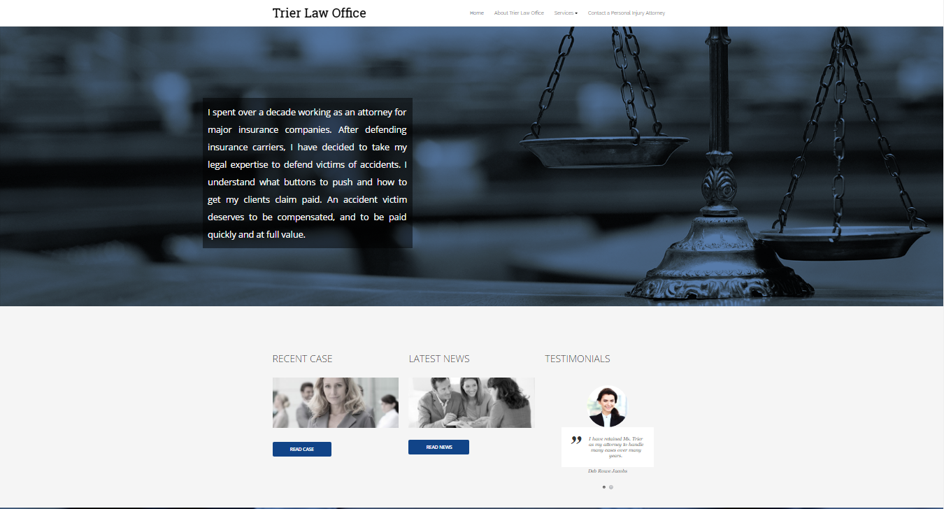 Trier Law Office