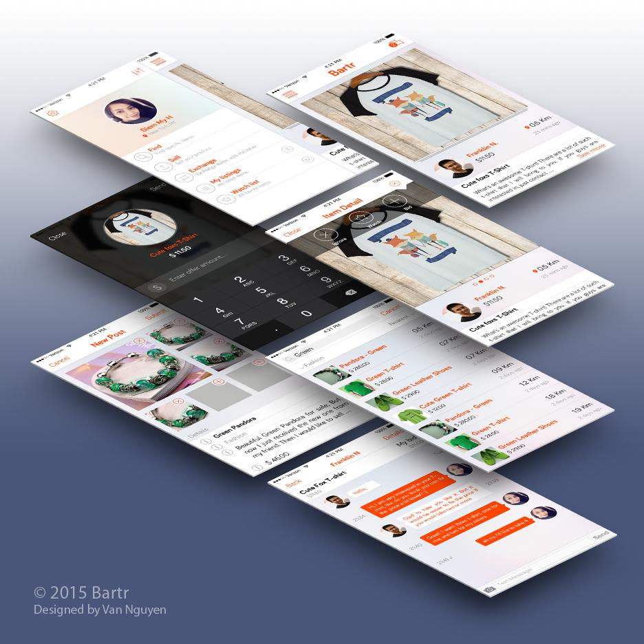 Bartr App