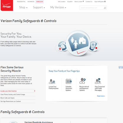 Verizon-Safeguards