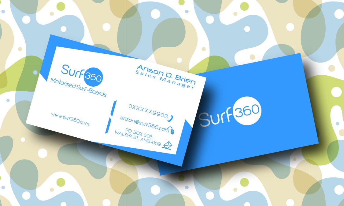 Brand Name Suggestion + Logo + Business Card
