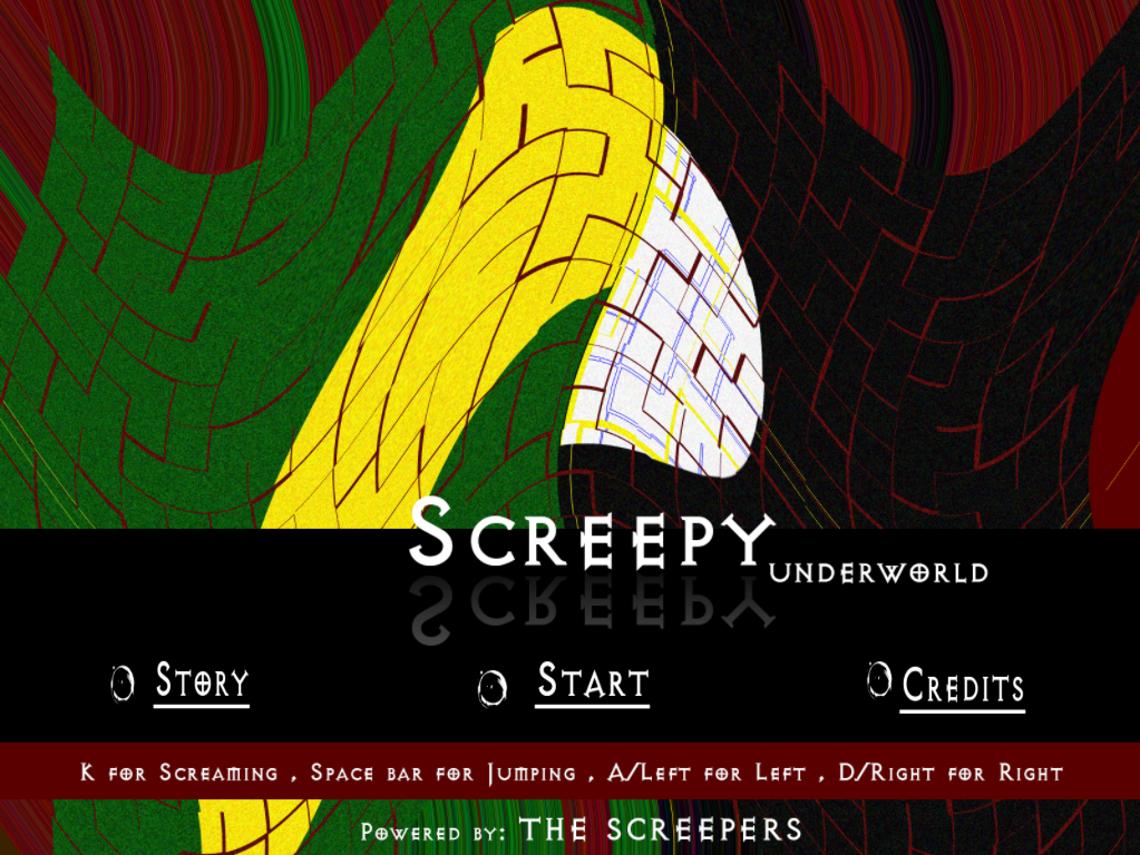 Screepy Undreworld