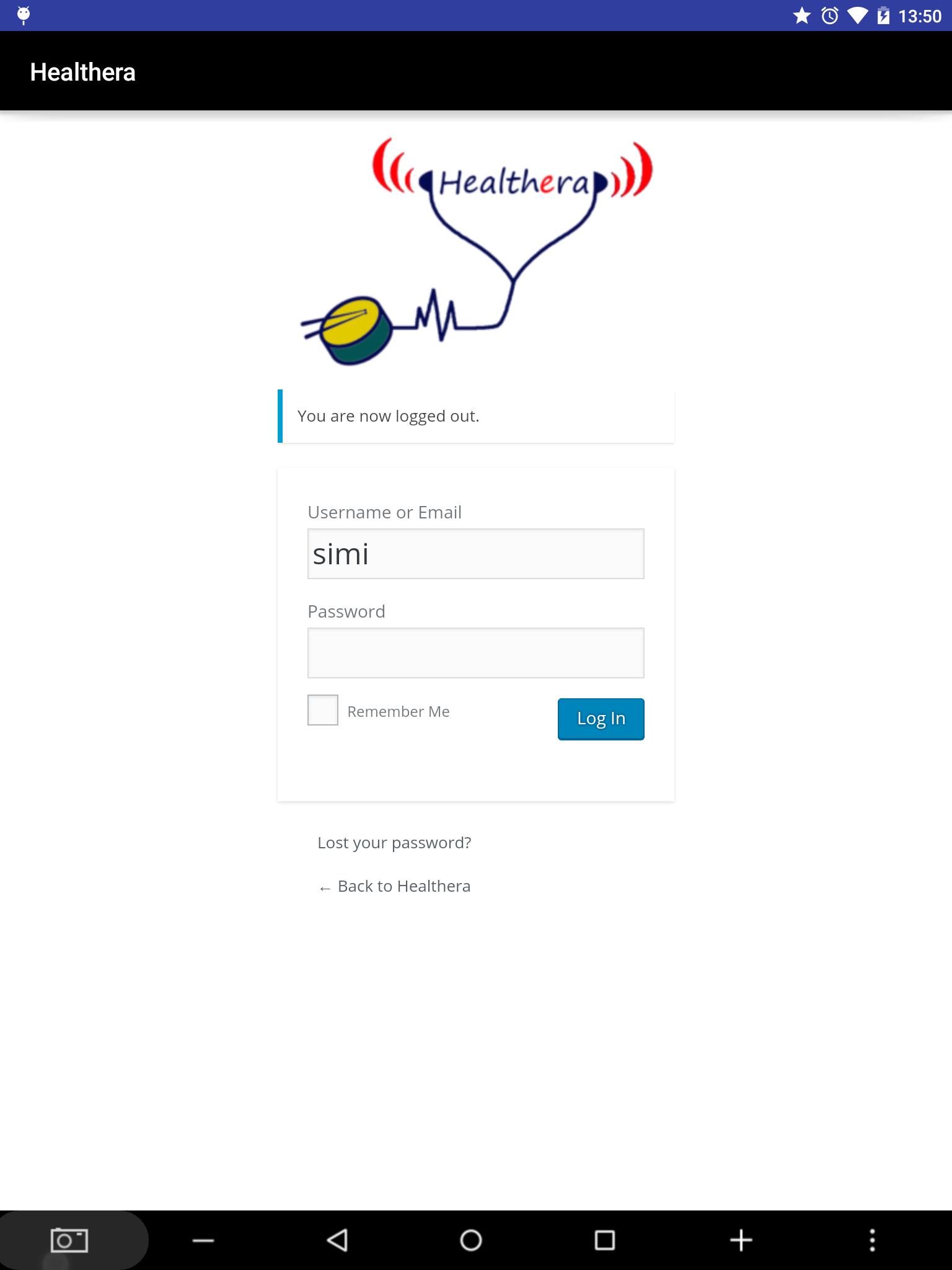 E-Health Platform
