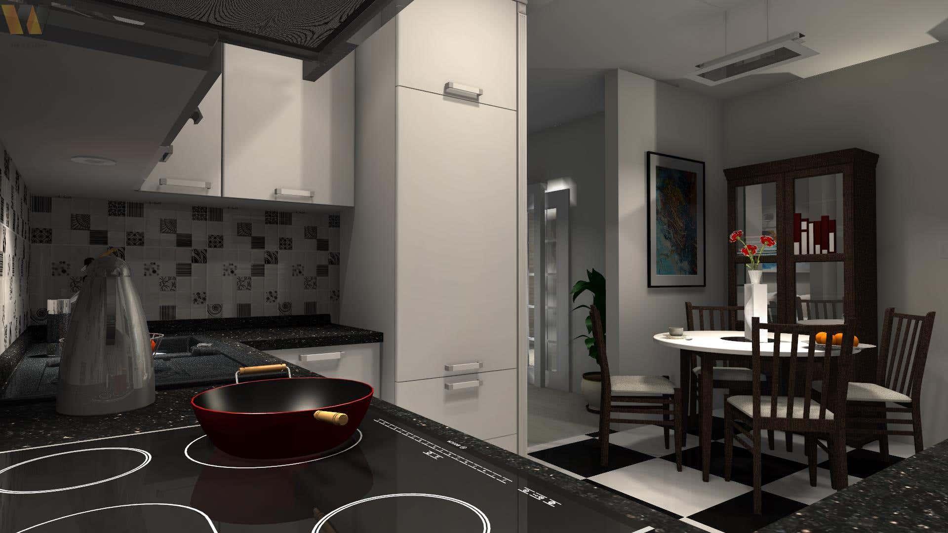 Kitchen - Interior design