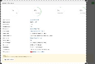 Linux Server Webmin Troubleshooting