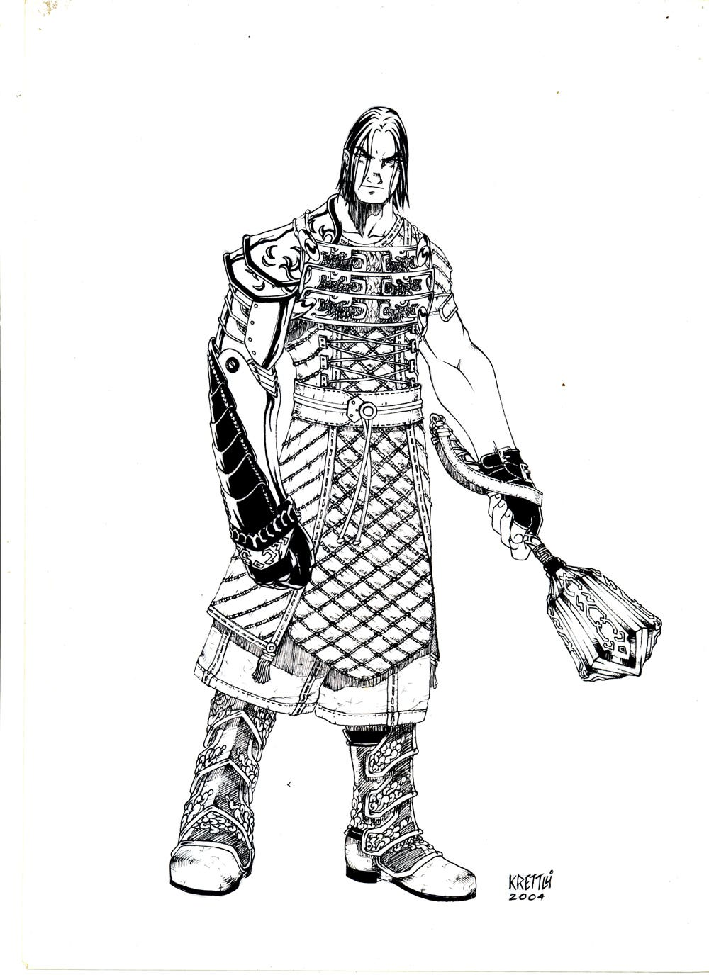 Concept Art Character Design